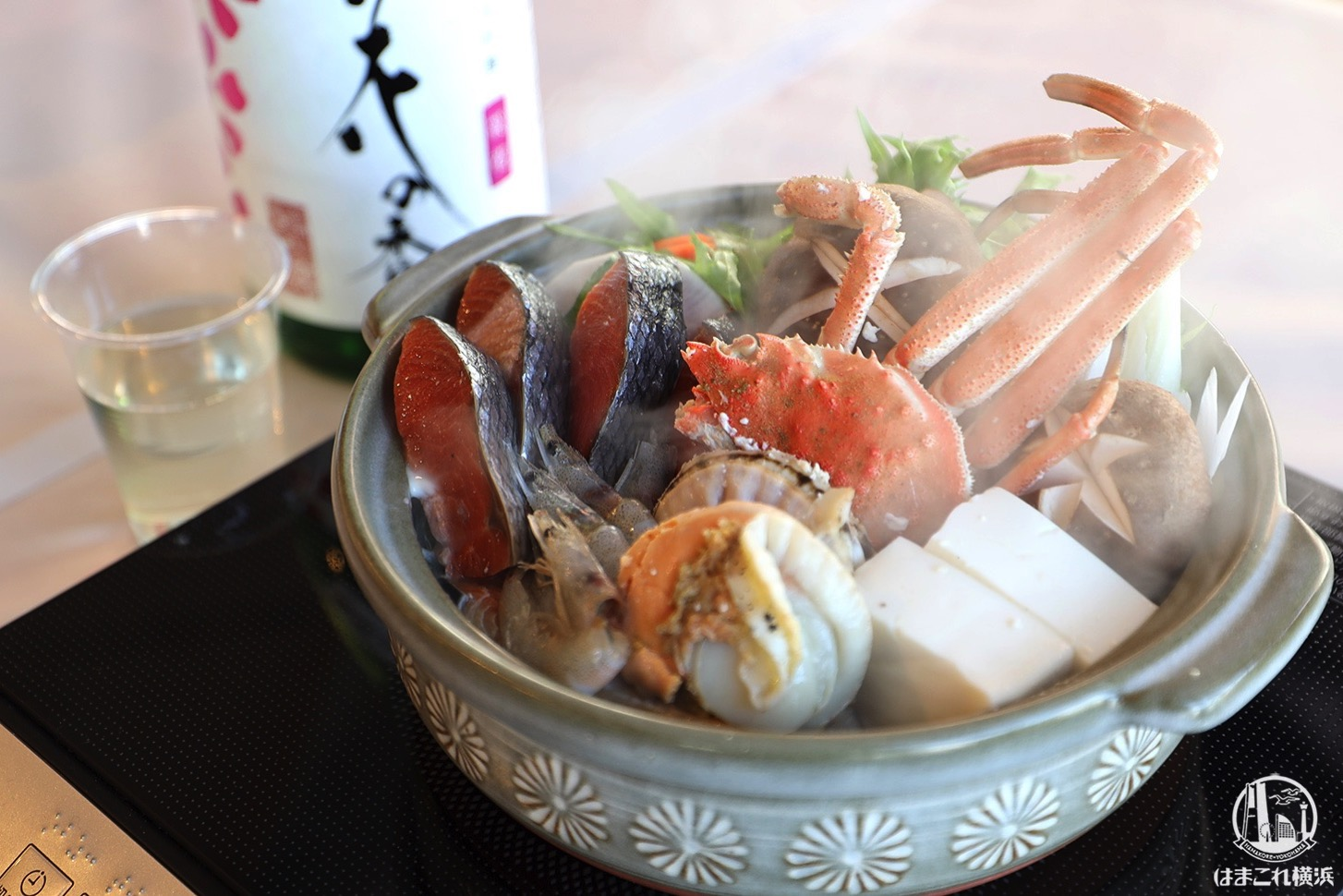 石狩鍋と花の香 純米大吟醸 桜花