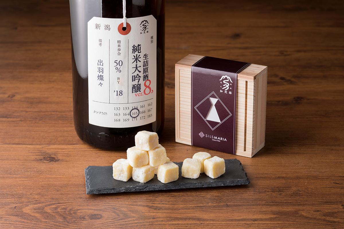 加茂錦生チョコレート