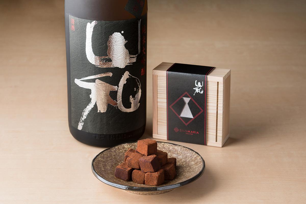 山和生チョコレート