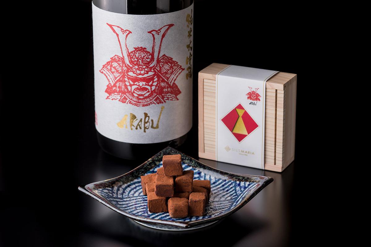 赤武生チョコレート