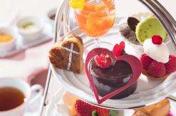 横浜ベイホテル東急、「バレンタイン アフタヌーンティー」提供開始!上質なチョコスイーツ