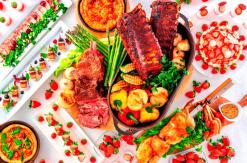 ヨコハマ グランド インターコンチネンタル ホテル、肉といちごのスペシャルブッフェ開催!