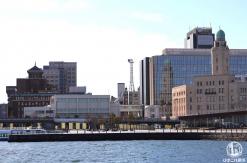 横浜三塔が見える場所・4つのスポット巡ってみた!大さん橋〜日本大通り〜赤レンガ