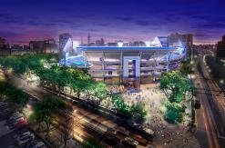横浜スタジアム、レフト側「ウィング席」新設で収容人数史上最多の34,046人に!