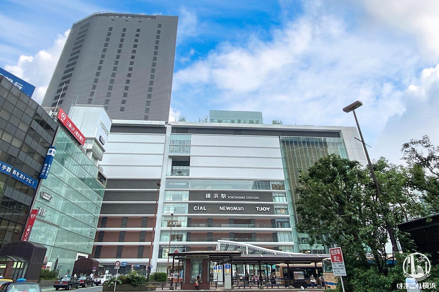 横浜駅 駅ビル「JR横浜タワー」開業日決定!ニュウマンやシァル、T・ジョイ、屋上広場も