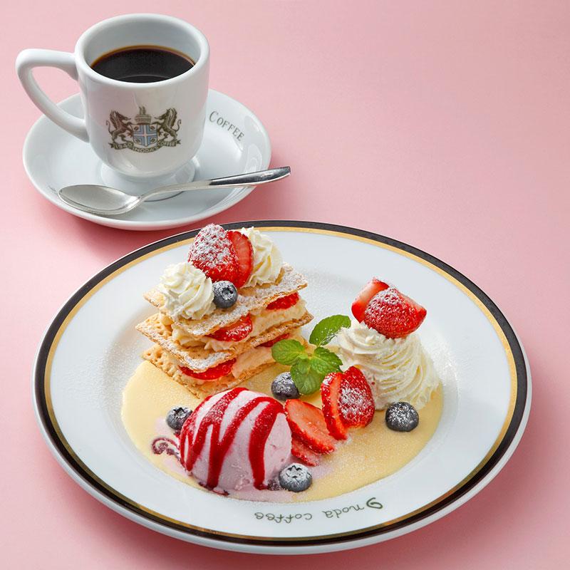 横浜高島屋「ストロベリーパレード」にいちごが主役のスイーツ約80種類集結!限定品も