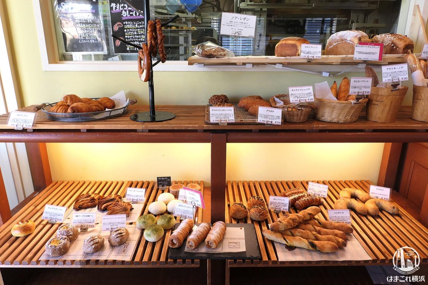 パン工房「シャンドブレ」パン