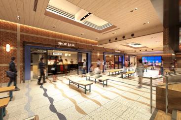 横浜駅にエキナカ商業空間「エキュートエディション横浜」が2020年7月開業!飲食・サービスの5店舗