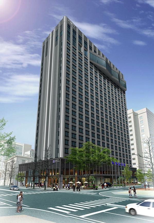 横浜・馬車道「ハイアット リージェンシー」2020年5月23日に開業決定