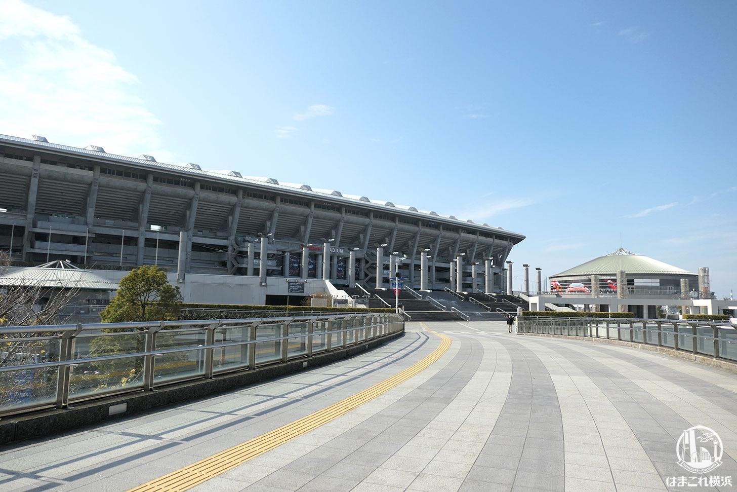 インターナショナルスタジアム横浜