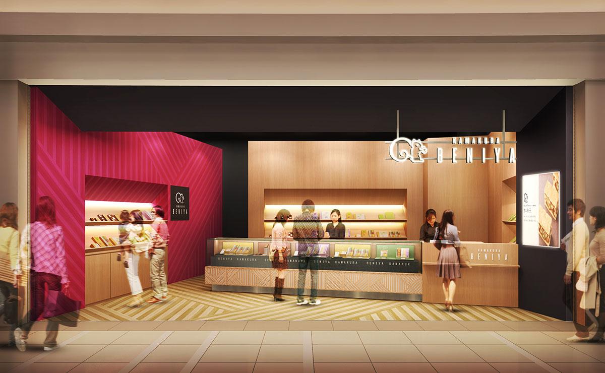 鎌倉紅谷がららぽーと横浜に新店舗オープン!オープン記念でトートバッグプレゼント