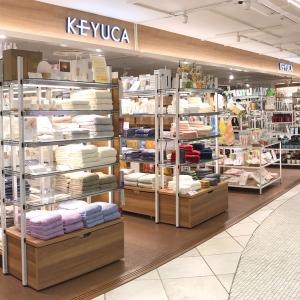 KEYUCA(ケユカ)マルイシティ横浜にオープン!カーテン・雑貨・アパレルなど