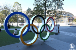 横浜からオリンピックパーク・ミュージアムに!五輪モニュメントや聖火台、体験コーナー満喫