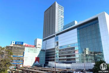 横浜駅西口駅ビル 厳選観光ガイド