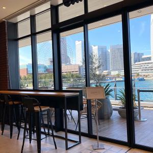 バニラビーンズ 横浜ハンマーヘッドでお花とカカオのティー体験!眺め抜群のカフェ