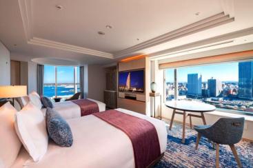 ヨコハマ グランド インターコンチネンタル ホテル「ハーバースイート」全面改装!24時間STAYプランも販売