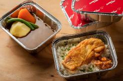 アルペンジロー「カレー弁当」無償提供スタート!提供希望の学童施設・小学校など募集中