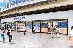 横浜スタジアム、DREAM GATE横にオフィシャルショップ「BAYSTORE PARK」新設!約1,500点の品揃え