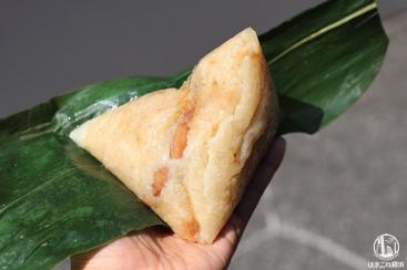 ちまき屋 横浜中華街で人気のチマキ食べ歩き!路地裏に隠れた台湾チマキ専門