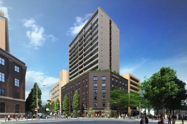 横浜・日本大通りにホテル「シタディーン」2023年夏開業!日本国内5軒目
