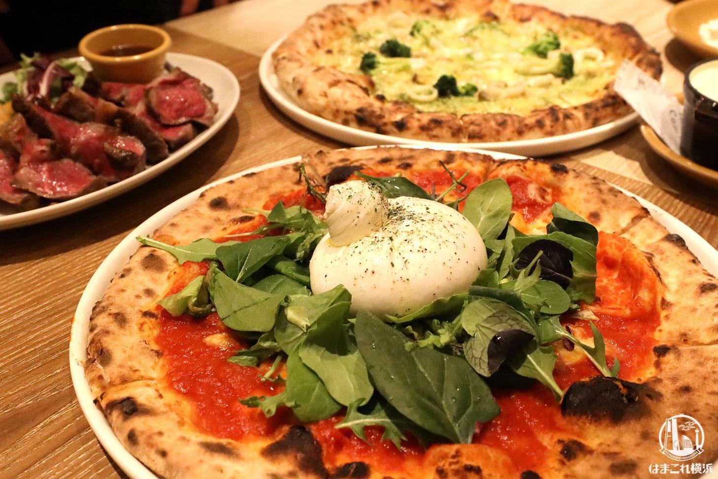 グッドスプーンの新業態が横浜モアーズに出店!窯焼きピッツァに、工房で作るチーズ食べ放題も