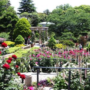 ガーデンネックレス横浜2020がみなとエリアや里山ガーデンで開催!ガーデンベアも