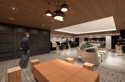横浜駅西口「JR東日本ホテルメッツ 横浜」開業予定日変更 ホテル内イメージも公開