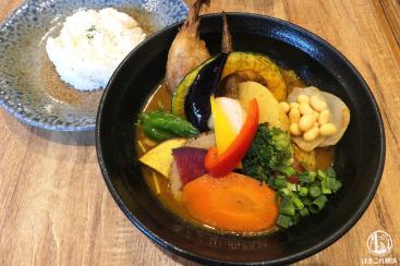 鎌倉「侍」のスープカレーが野菜も美味で通うほど好き!食べるためだけに鎌倉へ