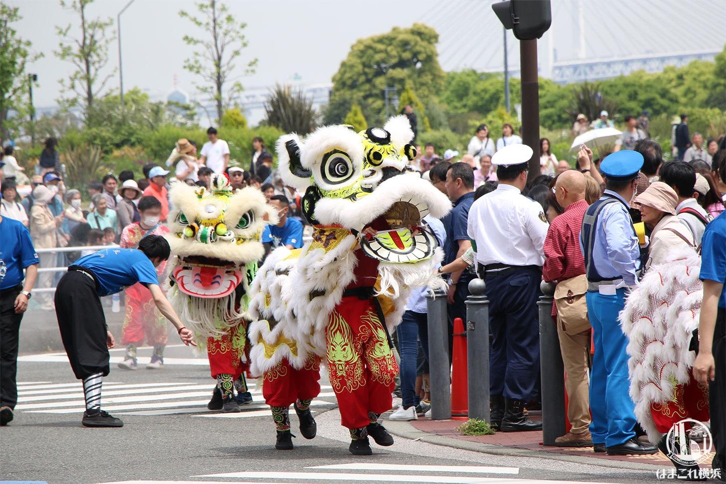 2020年 国際仮装行列「ザ よこはまパレード」