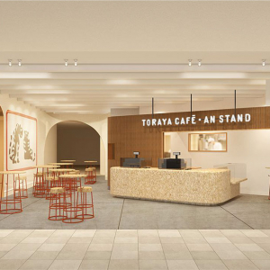 トラヤカフェ・あんスタンド横浜店、ニュウマン横浜にオープン!東京エリア外で初の常設店