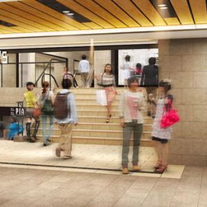 横浜モアーズ、JR横浜タワーと地下で繋がる!横浜駅西口の利便性向上