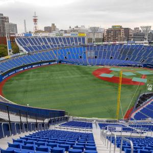 横浜スタジアム「レフトウィング席」お披露目!横浜DeNAベイスターズ本拠地改修完了