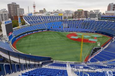 横浜スタジアム「レフトウィング席」お披露目!横浜DeNAベイスターズの本拠地改修完了