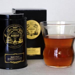 自宅で味わう絶品紅茶!マリアージュフレール「マルコポーロ」でカフェ気分・愛飲の茶葉