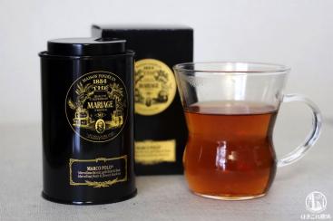 自宅で味わう絶品紅茶!マリアージュフレール「マルコポーロ」でカフェ気分、愛飲の茶葉