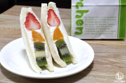 横浜のサンドイッチハウス「メルヘン」でフルーツサンド持ち帰り!食事系サンドもあり