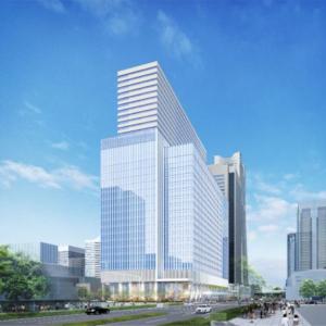 みなとみらい中央地区37街区にホテルや大規模オフィスビル整備