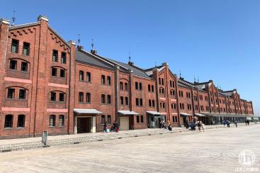 横浜赤レンガ倉庫、4月4日と5日の臨時休業発表