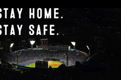 横浜DeNAベイスターズ、選手からの特別映像「STAY HOME.STAY SAFE.」公開