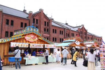 横浜赤レンガ倉庫「ヨコハマフリューリングスフェスト2020」の開催中止発表