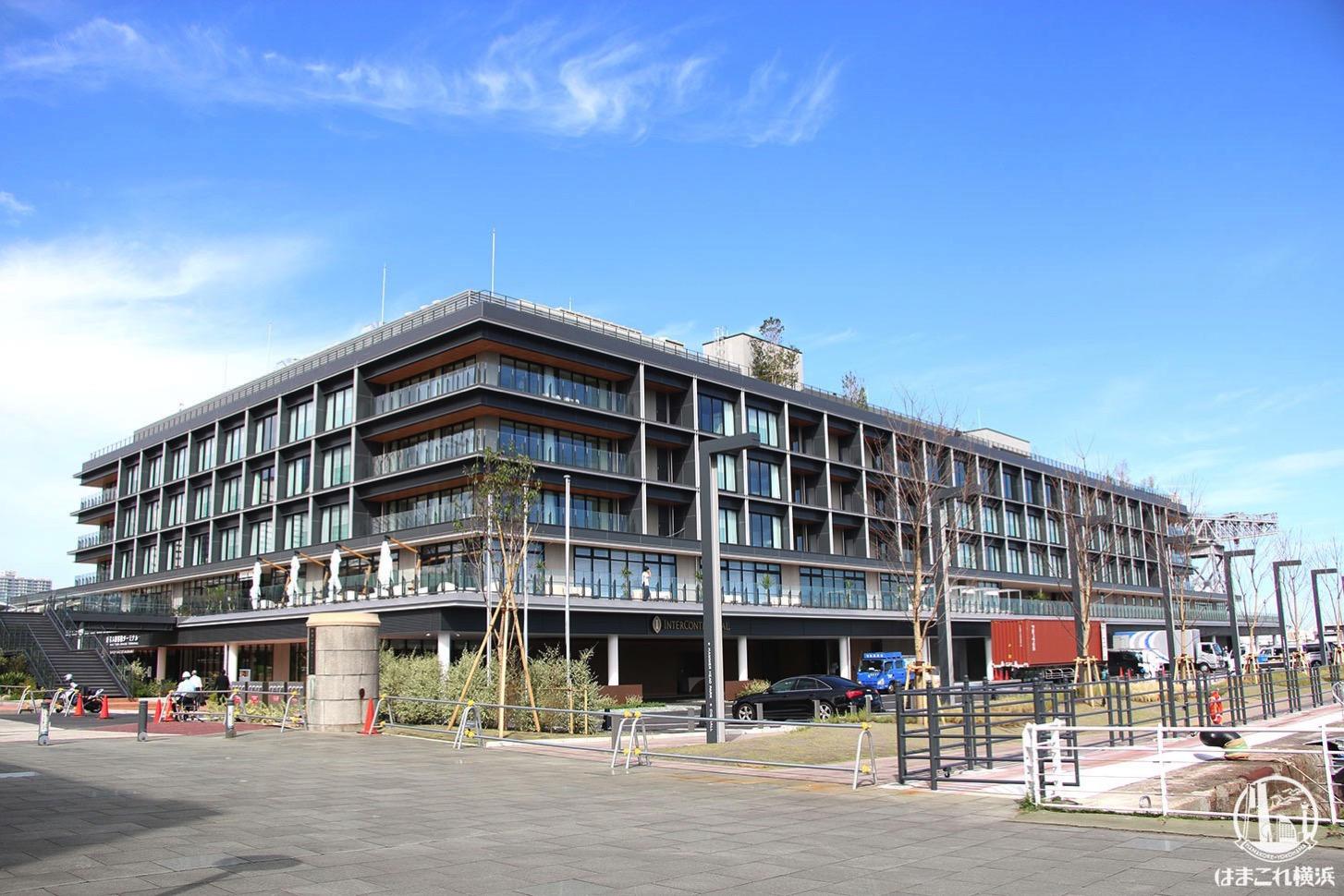 横浜ハンマーヘッド、4月4日から4月末まで休館発表