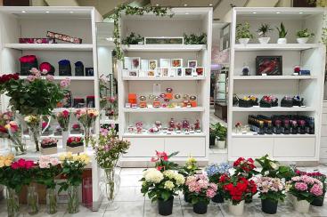横浜高島屋に花販売の特設売り場 生活にも彩り、心に潤いを
