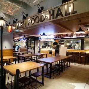 横浜ハンマーヘッドに「札幌新麺処 幸村」がオープン、K's collection 辛味噌サンマー麺が営業終了