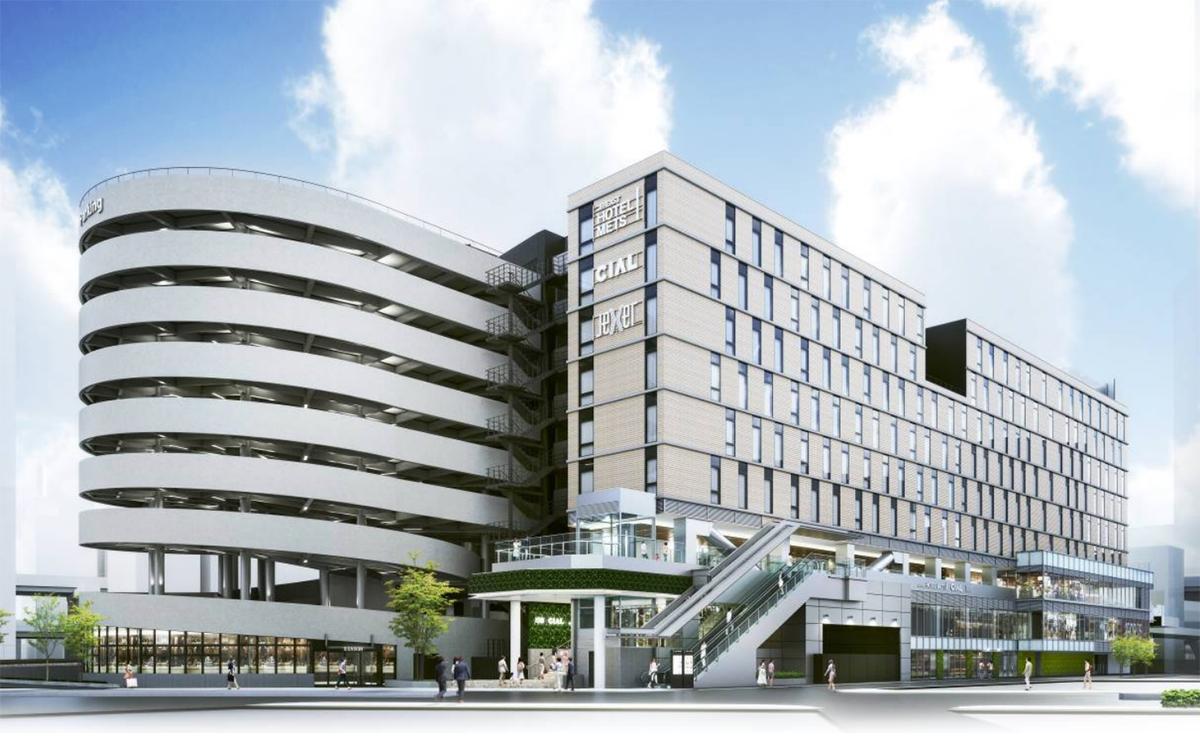横浜駅「JR横浜タワー」「JR横浜鶴屋町ビル」の開業延期