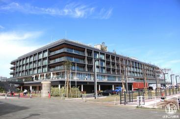 横浜ハンマーヘッド、自粛営業で5月25日より一部店舗再開