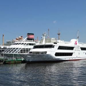横浜港内の観光船「シーバス」「マリーンルージュ」「スカイダック」など順次運航再開