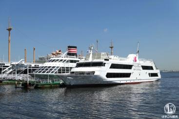 横浜港内の観光船「マリーンルージュ」「シーバス」「スカイダック」など順次運航再開