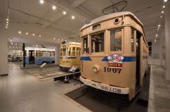 横浜市電保存館、市電シミュレーターや昭和の横浜を映像で公開