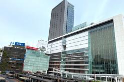 2020年5月 横浜駅西口 駅ビル完成までの様子