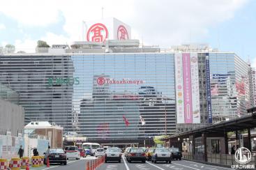 横浜高島屋、5月27日より全館再開 緊急事態宣言解除受け